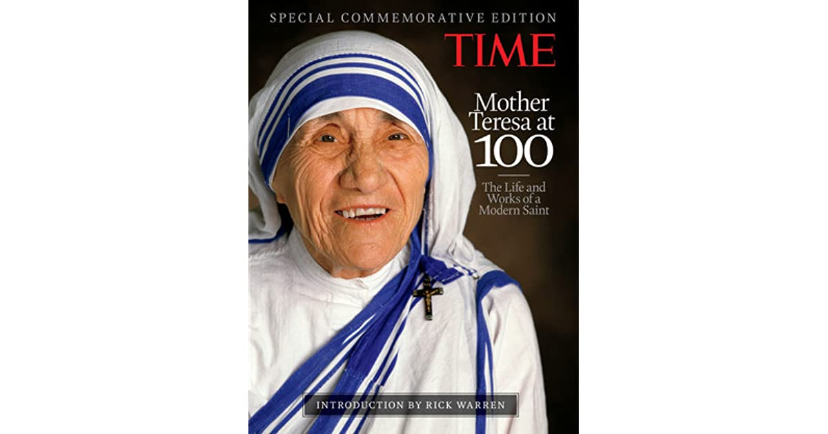 the life and influence of mother teresa