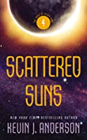 Scattered Suns (The Saga of Seven Suns, #4)