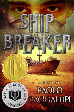 Ship Breaker (Ship Breaker, #1) by Paolo Bacigalupi