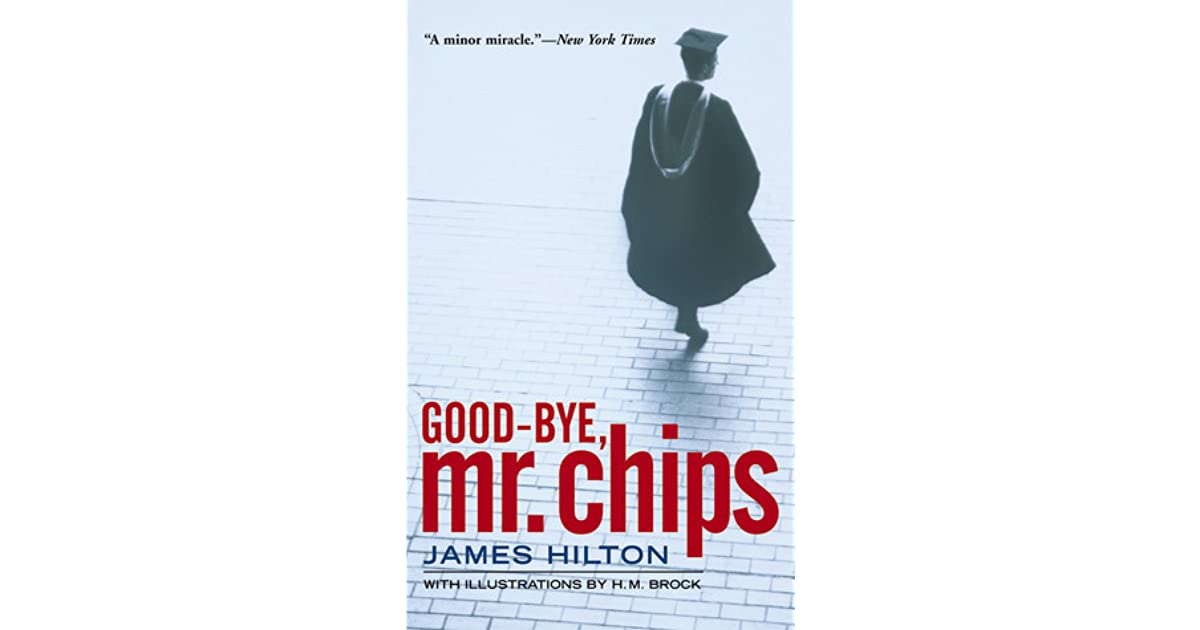 Goodbye Mr Chips Notes Pdf