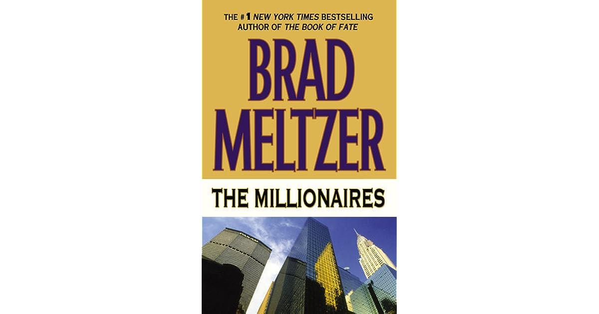 The millionaires brad meltzer pdf to jpg