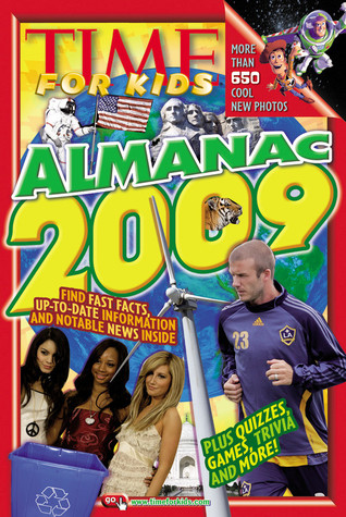 Time for Kids: Almanac 2009 by Time for Kids Magazine