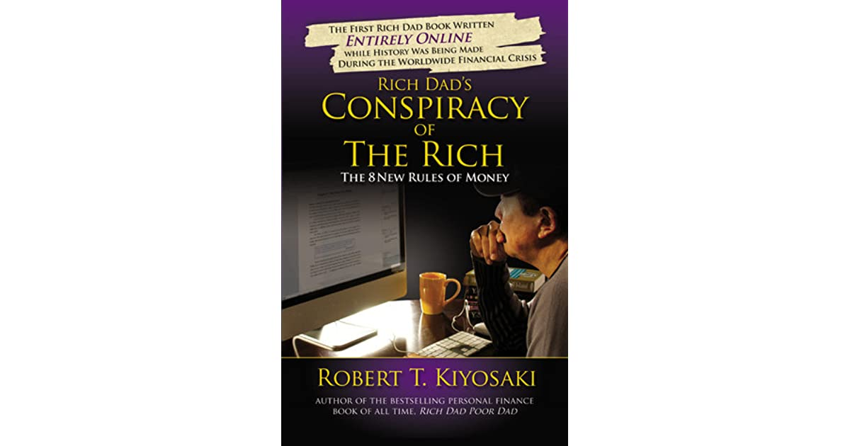 Rich Dads Conspiracy Of The Rich Pdf