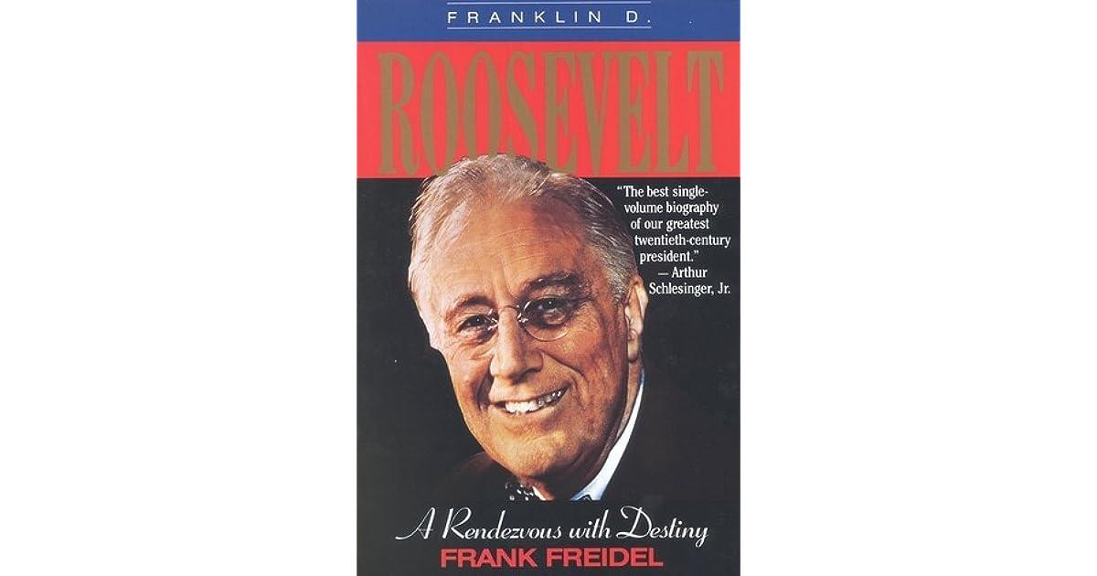 a biography of franklin d roosevelt