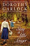 Stay a Little Longer (Tucker Family, #1)