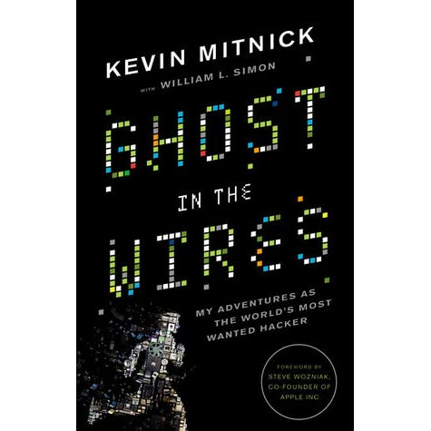 More books by Kevin Mitnick