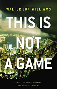 This is Not a Game (Dagmar Shaw #1)