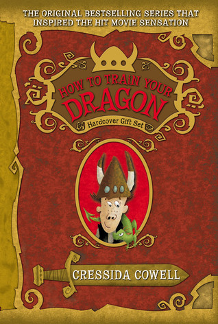 How to Train Your Dragon Boxed Set (How to Train Your Dragon, #1-6)