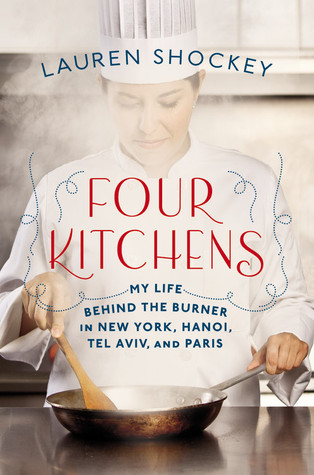 Four Kitchens by Lauren Shockey