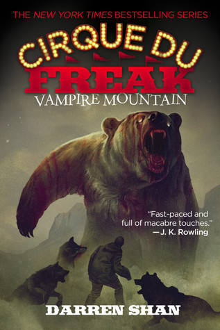 Vampire Mountain by Darren Shan
