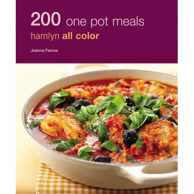 200 One Pot Meals By Joanna Farrow