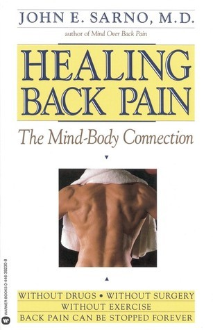 Healing Back Pain The Mind-Body C