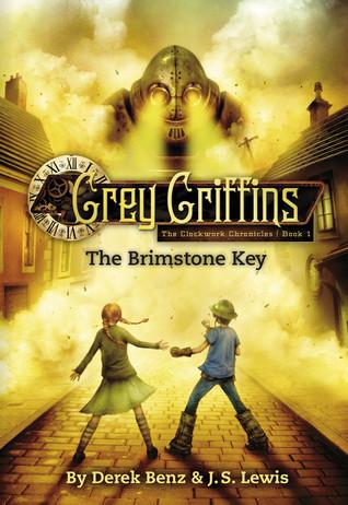 The Brimstone Key by Derek Benz