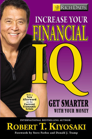 Rich dad increase financial iq