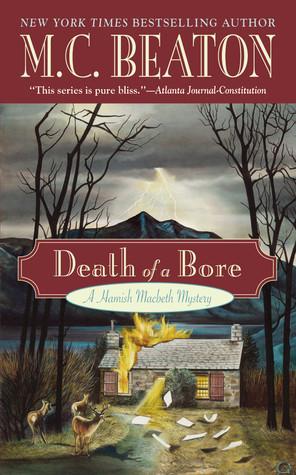 Death of a Bore (Hamish Macbeth, #20)
