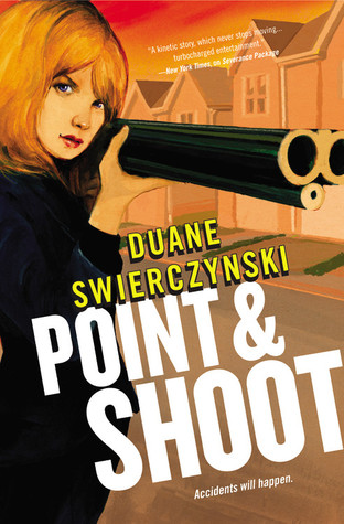 Point & Shoot (Charlie Hardie, #3)