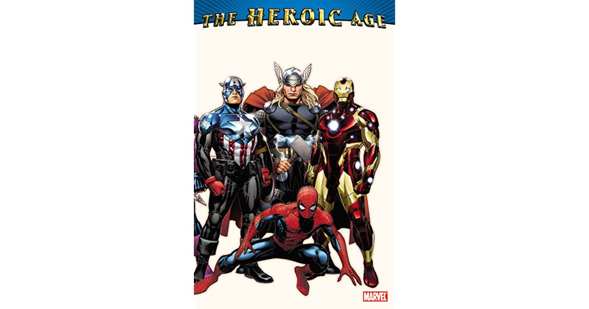 The Heroic Age By Brian Michael Bendis
