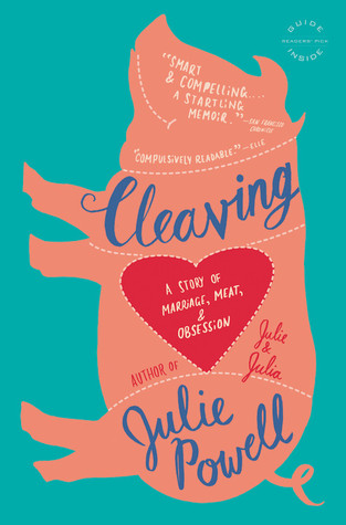 Image result for cleaving julie powell book cover