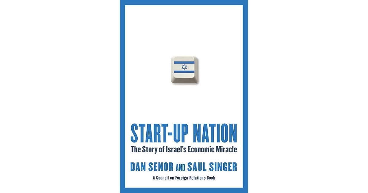 Startup Nation Israel Pdf