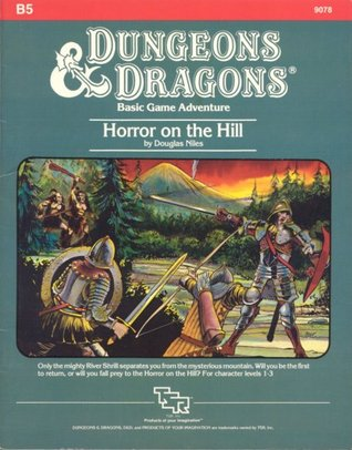 Horror on the Hill
