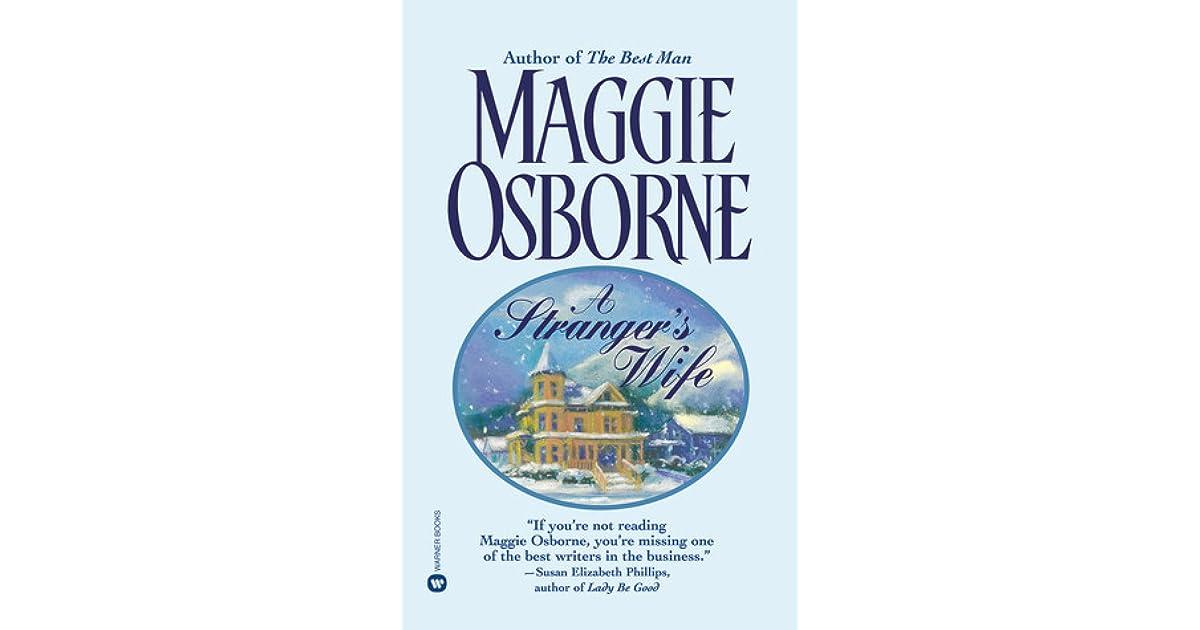 En Strangers Kone Af Maggie Osborne-9778
