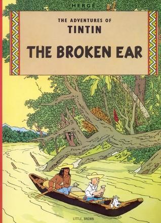 The Broken Ear (Tintin, #6)