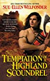 Temptation of a Highland Scoundrel (Highland Warriors, #2)