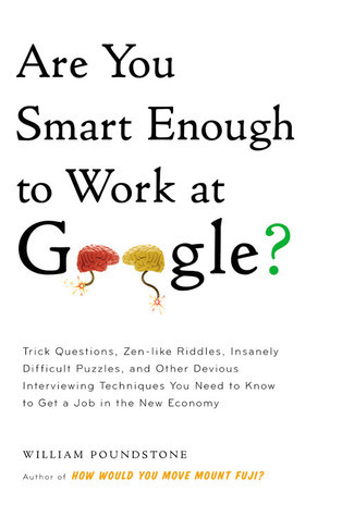 are you smart enough to work at Google