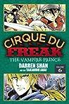 Cirque Du Freak: The Vampire Prince, Vol. 6
