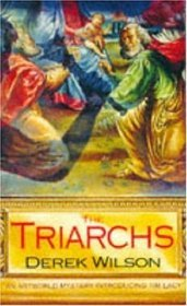 The Triarchs (Tim Lacy Artworld Mysteries, #1)
