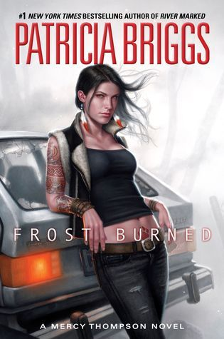 Patricia Briggs - Mercy Thompson 7 - Frost Burned