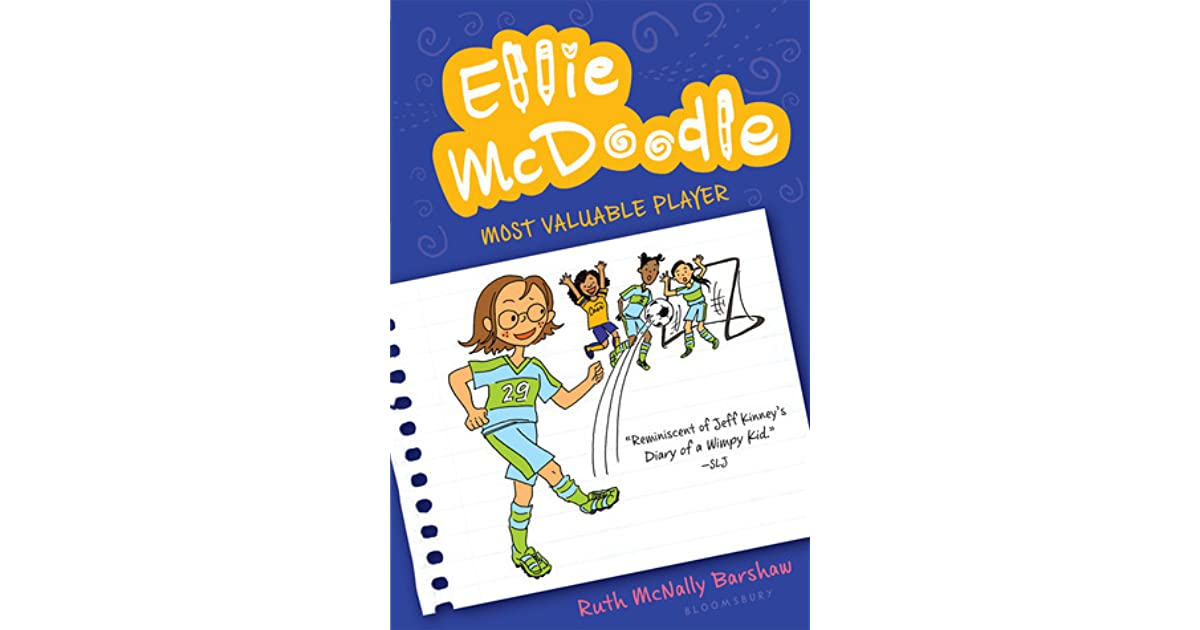 About The Ellie McDoodle Diaries: Most Valuable Player