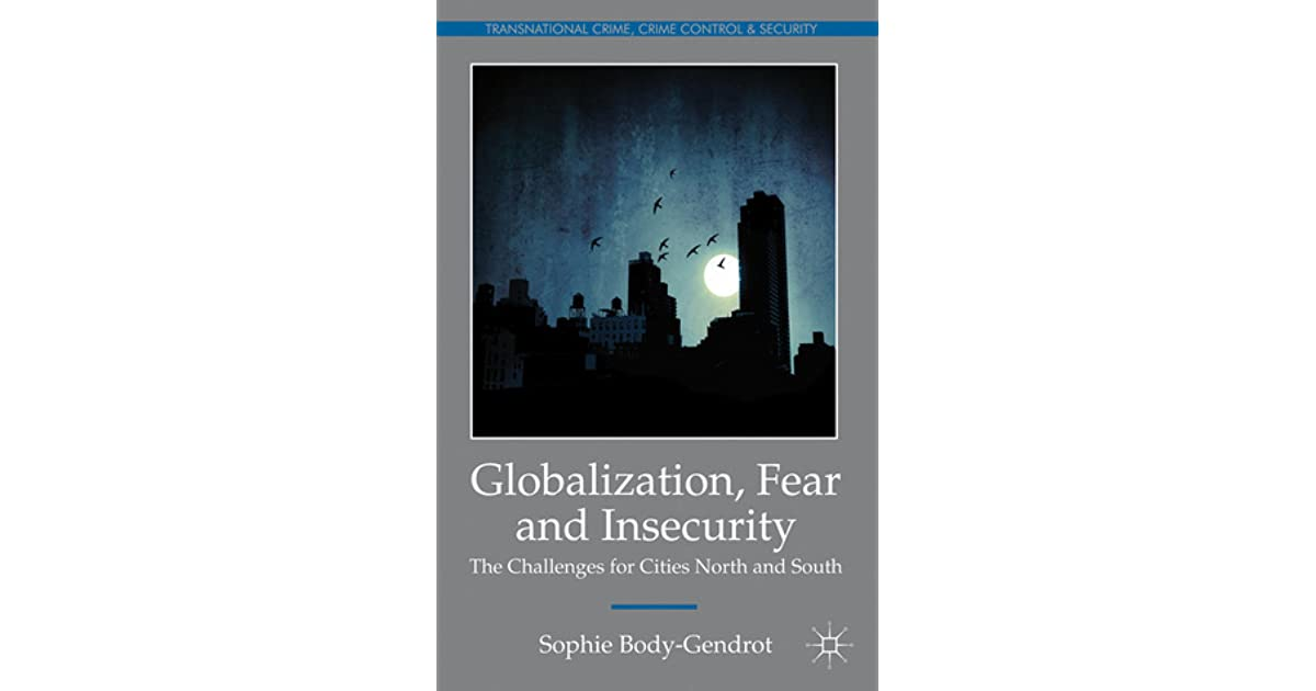 「Globalization, Fear and Insecurity: The Challenges for Cities North and South」的圖片搜尋結果