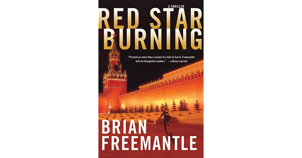 Red Star Burning: A Thriller (The Charlie Muffin Series)