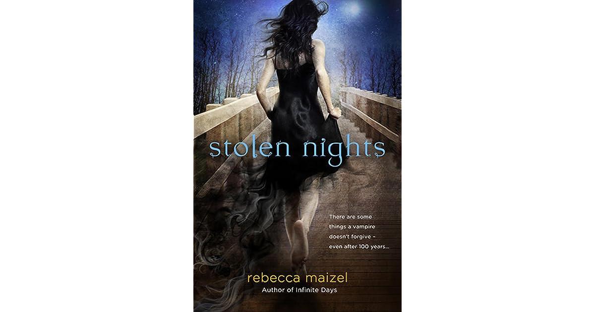stolen night maizel rebecca
