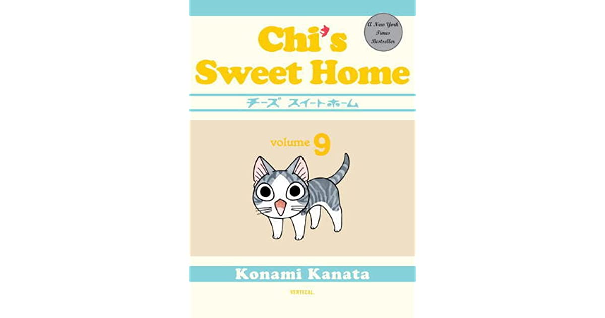 Chi 39 s sweet home volume 9 by kanata konami - Chi s sweet home ...