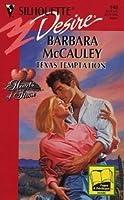 Texas Temptation  (Silhouette Desire, No 948)