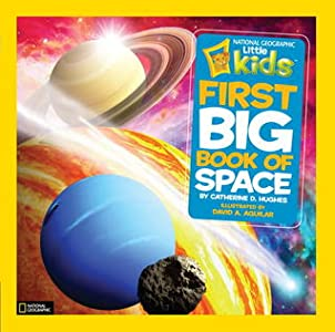 Little Kids First Big Book of Space