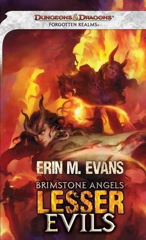 Lesser Evils by Erin M. Evans