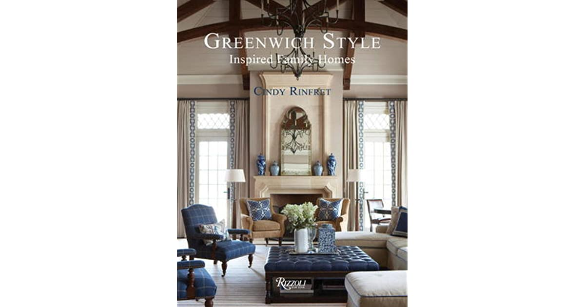 Greenwich Style Inspired Family Homes by