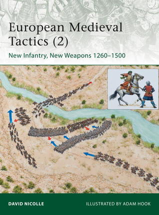 European Medieval Tactics 2: New Infantry, New Weapons 1260—1500