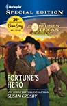Fortune's Hero (The Fortunes of Texas: Whirlwind Romance #4)