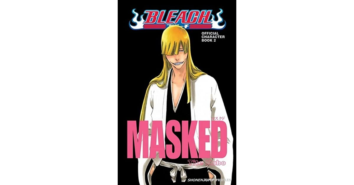 Bleach Official Character Book Souls English
