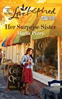 Her Surprise Sister (Texas Twins, #1)
