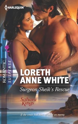 Surgeon Sheik's Rescue (Sahara Kings #4)