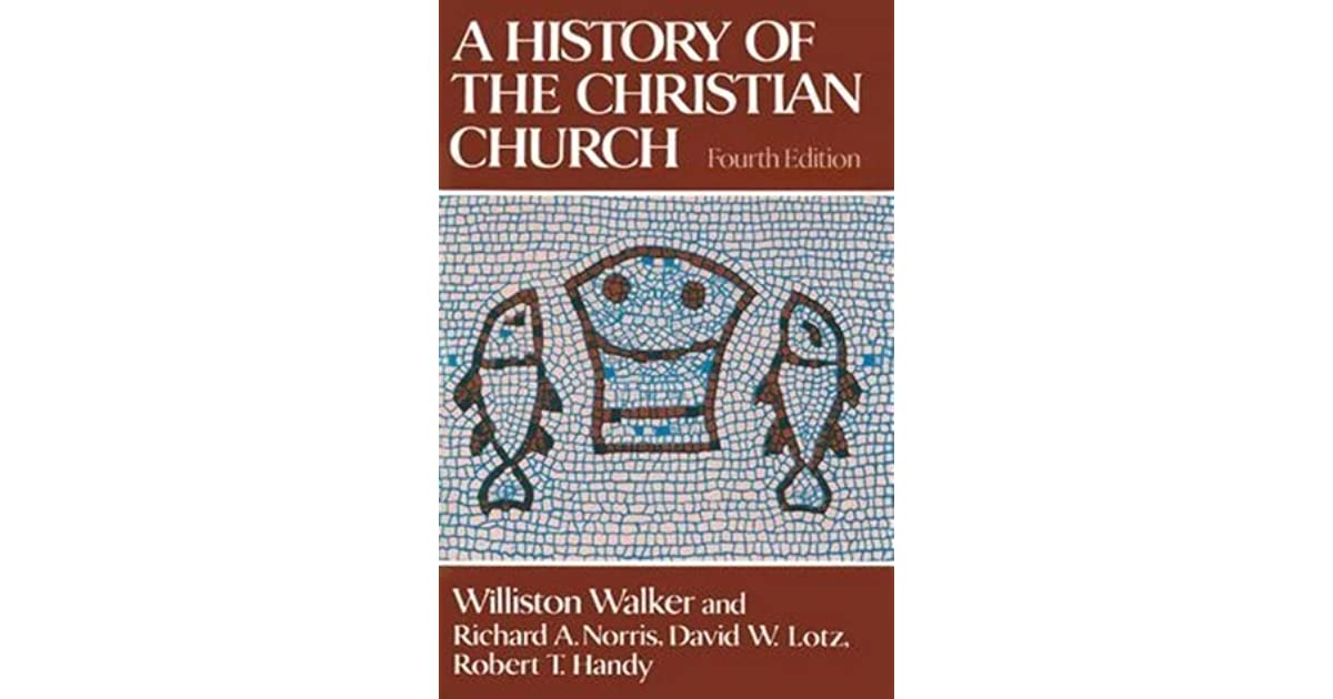 Christianity through the Centuries: A History of the Christian Church, 3rd ed.