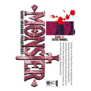 Naoki Urasawa Präsentiert: Monster, Band 11: Toter Winkel
