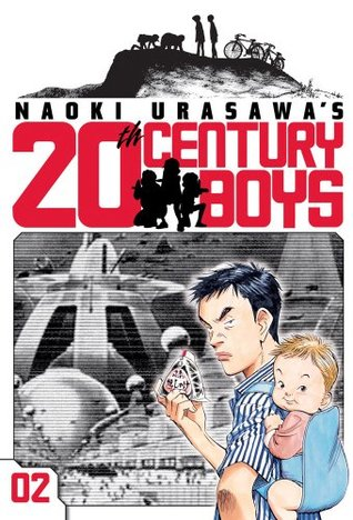 Naoki Urasawa's 20th Century Boys, Volume 2: The Prophet (20th Century Boys, #2)