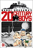 Naoki Urasawa's 20th Century Boys, Volume 01: Friends (20th Century Boys, #1)