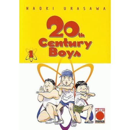 20th Century Boys 1~22 Complete Set Naoki Urasawa Manga